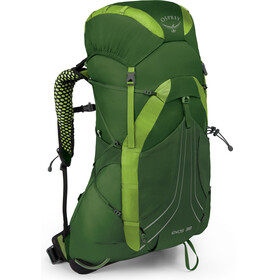 Osprey Exos 38 Rugzak Heren, tunnel green